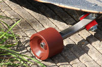 Chestnut Brown Pigmented Skateboard Wheel Thumbnail